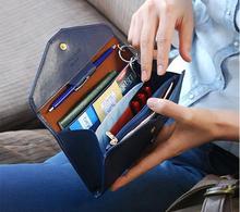Carteras Mujer Women Wallet Clutch Wallet Female Case Phone Carteiras Femininas Money Bag Purse Card Holder