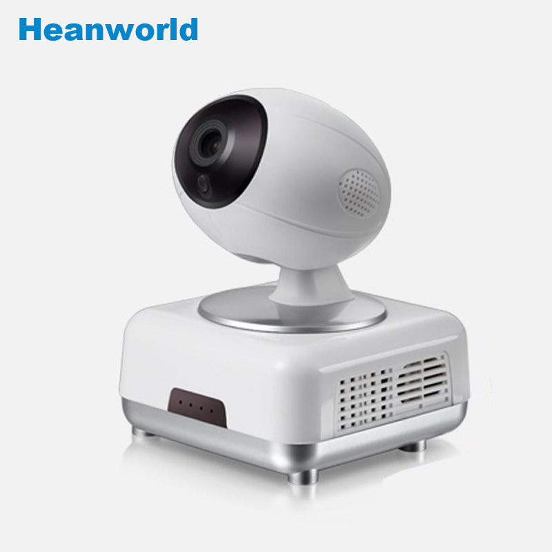 buy newest ptz ip camera wifi baby monitors pan tilt night vision intelligent. Black Bedroom Furniture Sets. Home Design Ideas