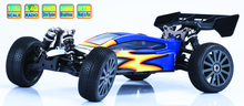 rc car 1/8 scale electric powered 4wd brushless motor high speed rc buggy SEP0811TOP(China (Mainland))