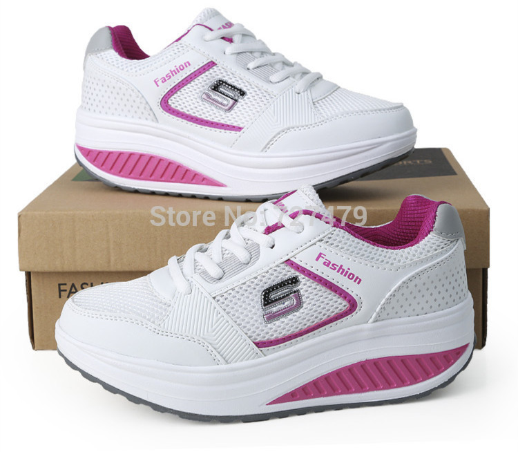 New 2016 Women casual shoes Fashion Spring Autumn Breathable Cotton made Mesh shoes Women A719