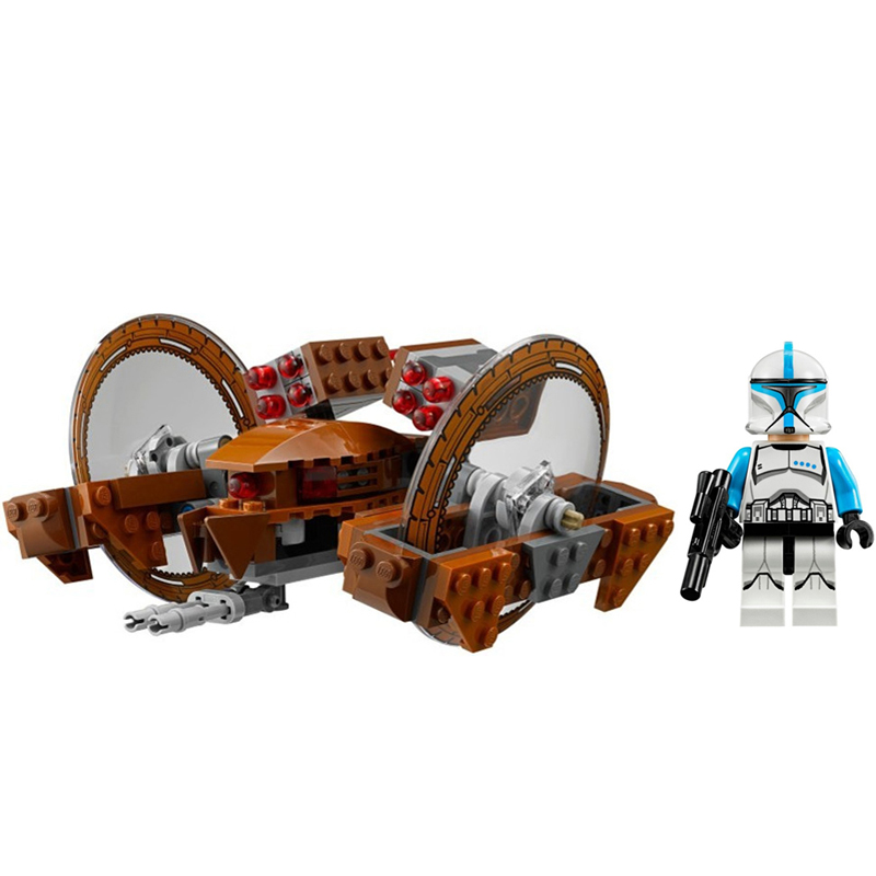 Hailfire Droid Star Wars The Force Awakens Mini Figure Building Blocks Minifigures Brick Kid Baby Toy Compatible with LEGOs(China (Mainland))