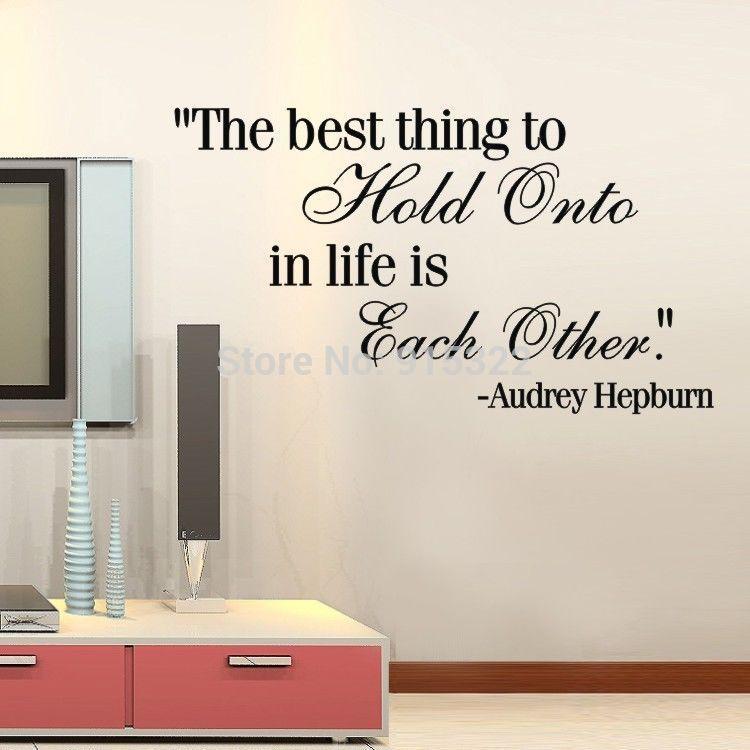 preis auf audrey hepburn quotes vergleichen online. Black Bedroom Furniture Sets. Home Design Ideas