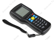 Free Shipping!1D EAN13 UPCA/E Wire wireless barcode scanner data Inventory collector Terminal(China (Mainland))