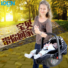 High Quality Portable Basket-style Baby Car Safety Seats Child Car Seat Car Cradle Baby Care Infant Safety Chair For 0-13 Months(China (Mainland))