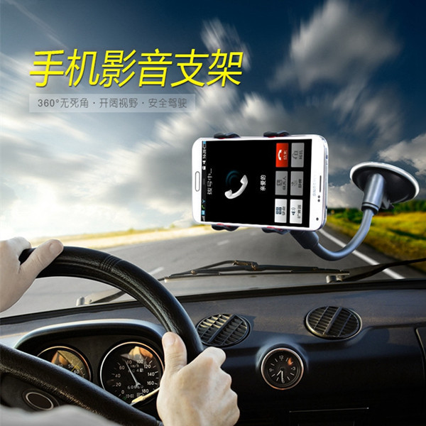 Universal Sucker Holder Car Holder For Iphone 6 Plus 5s Stand Display for Samsung Note 4 S5 S6 edge Support Mobile Phone Holder(China (Mainland))