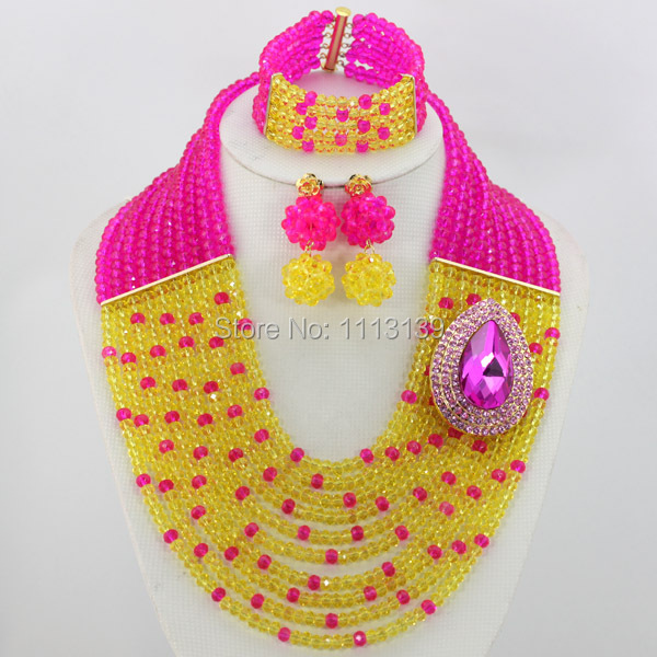 Marvelous wholesale and retail hot trendy crystal nigerian african