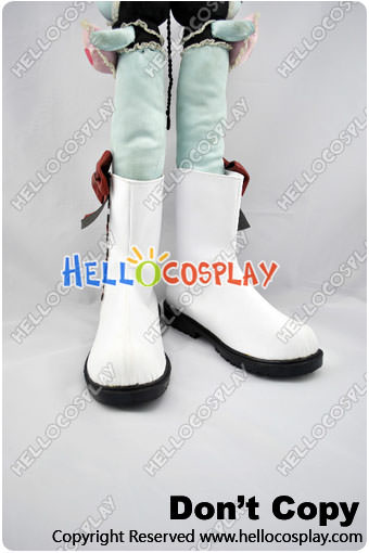 Free Shipping Tales of Graces Cosplay Shoes Cheria Barnes Boots Tailor-Made(China (Mainland))