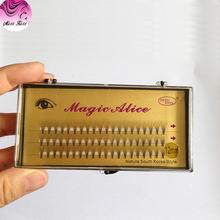 3PCS 10mm Long Free Shipping Eyelashes Cluster False Eyelashes New Eyelashes Fashion Voluminous Natural Fake Eyelashes