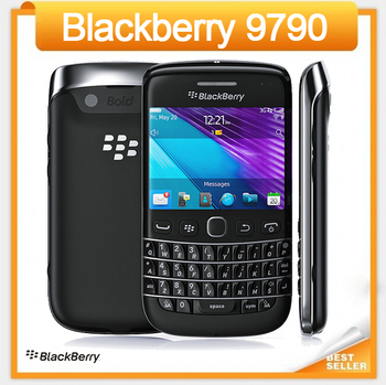 Original 9790 Unlocked Blackberry Bold 9790 Mobile Phone GPS 5.0MP Touchscreen+QWERTY Keyboard Refurbished