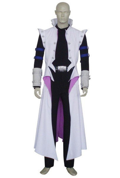 Wholesale Free Shipping Hot Selling Cheapest New Halloween Cosplay Costume CE2805 Yu-Gi-Oh! Seto Kaiba