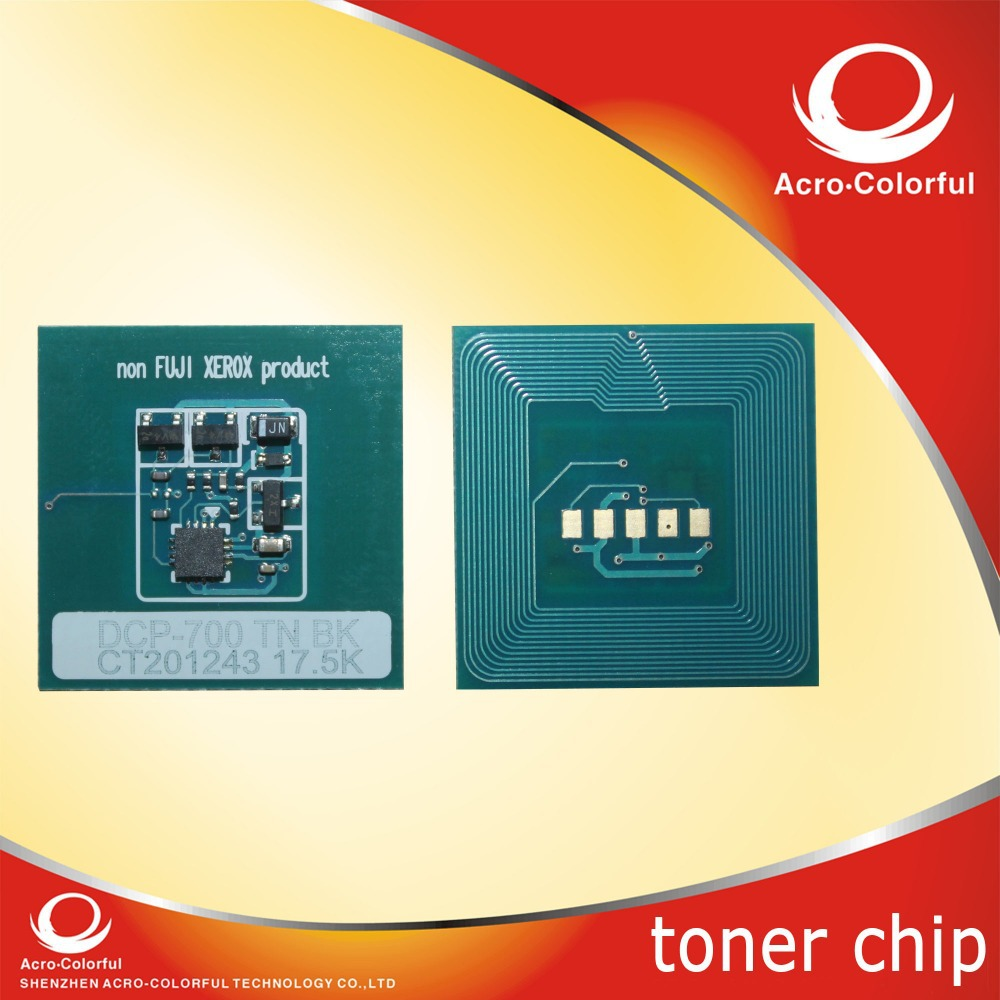 Toner chip reset for Xerox Color 550 560 excellent resetter toner chip for South America Eastern Europe Asia version(China (Mainland))