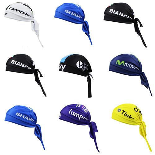 GAC2 Bike Bicycle Cycling Headwear Headbands Cycling Cap Team Hat Outdoor Sports Caps Free Drop Shipping(China (Mainland))