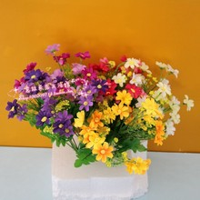 7 artificial flower home living room decoration artificial flower dining table juan spent plastic flower silk flower