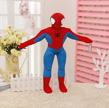 2-2-Styles-30cm-Spiderman-Plush-Toys-Action-Figure-Collectible-Model-Toys-Cartoon-Spider-man-Plush-Doll