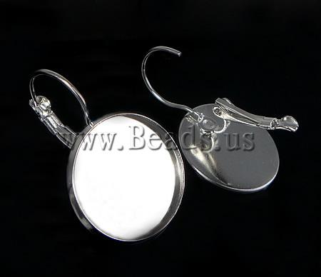 Free shipping!!!Brass Lever Back Earring Component,Supplies For Jewelry, platinum color plated, nickel, lead & cadmium free