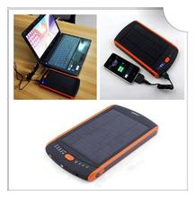 3A Solar charger 23000mah Solar Panel power bank for laptop for iPhone Samsung 5V/12V/16V/19V