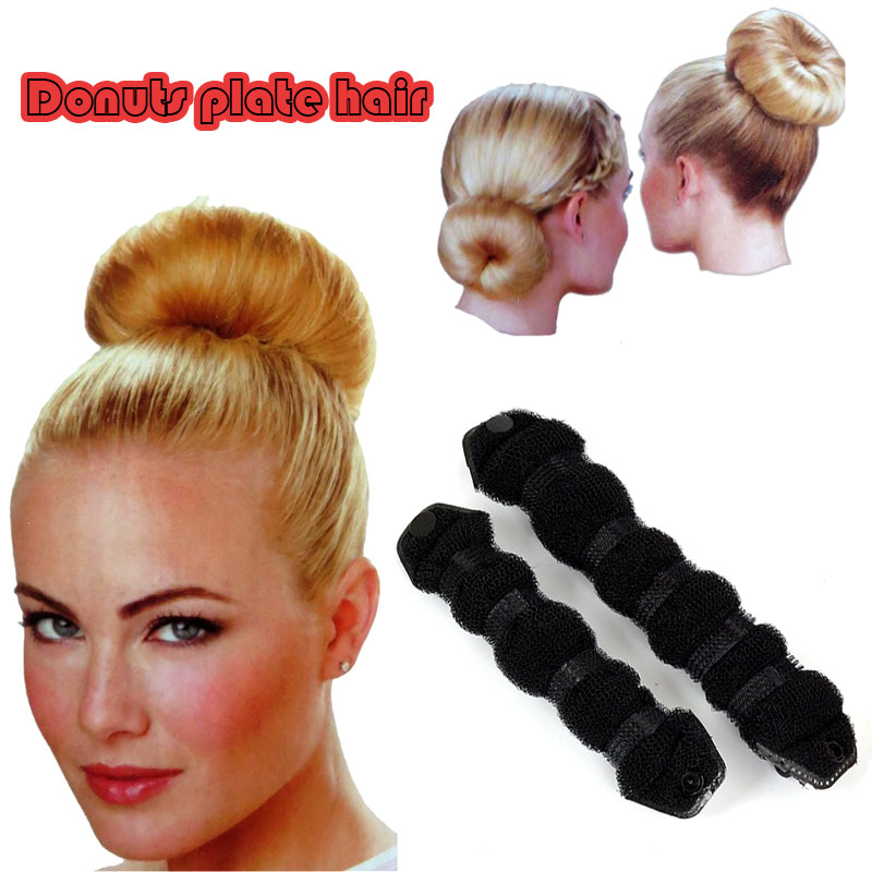Бигуди для волос прически