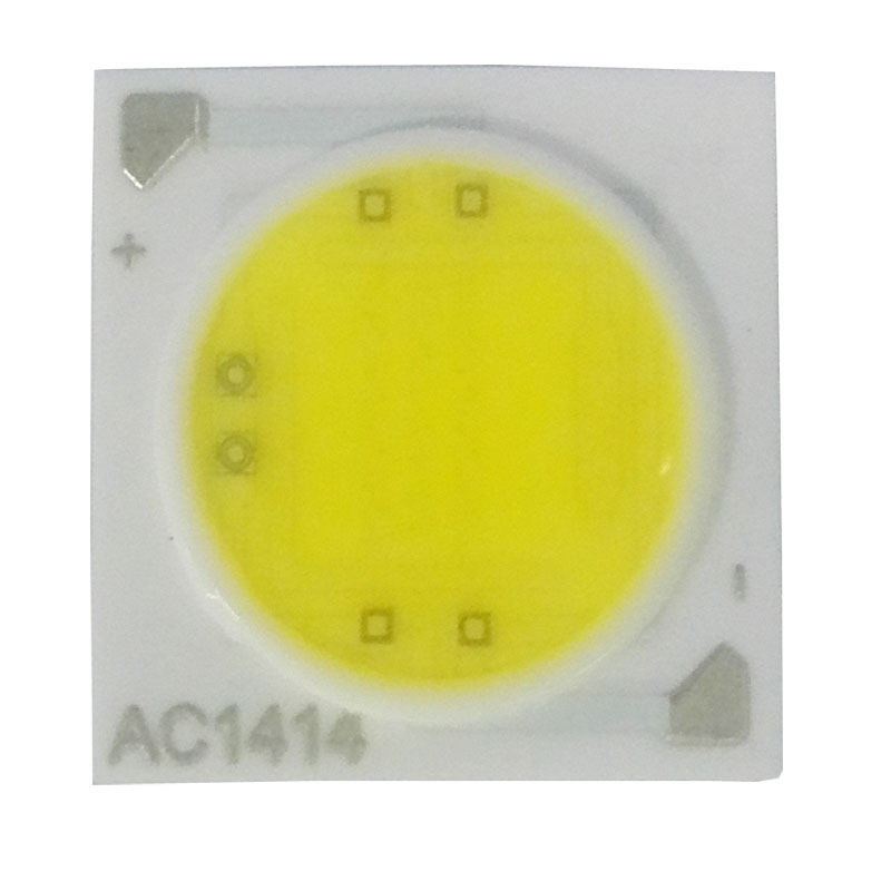 2014 NEW AC220V-240V 8w 800lm no need driver ceramic cob led module used for led down light led bulb(China (Mainland))