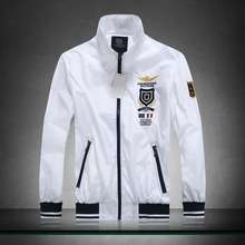 New Arrival top brand outdoors clothes Men winter Fleece Jacket, Air Force One Windbreaker Jacket ,Aeronautica Militare Coat