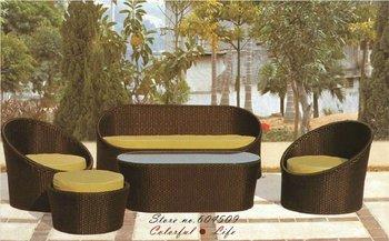 Hot Sale Modern Garden PE Rattan Furniture,YSF-N016,OEM