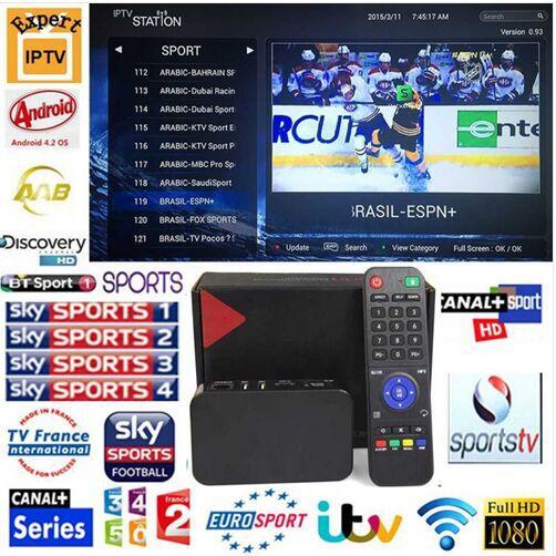 2015 Ipremium 3000+ Channels Arabic Russian English Chinese French Turkey IPTV
