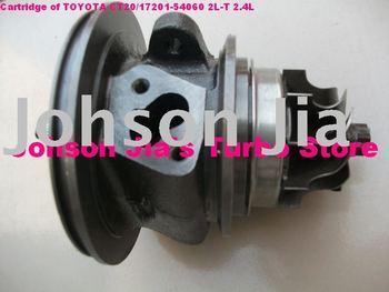Cartouche lcdp de CT20 / 17201 - 54060 turbocompresseur pour TOYOTA HILUX / HIACE / LAND cruiser 2.4L / moteur : 2l - t