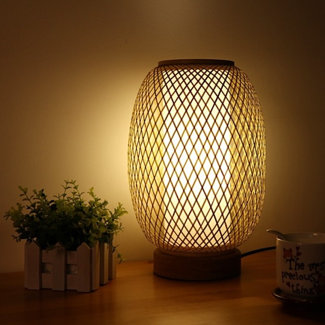 japanischen stil kleine tischlampe raumbeleuchtung tatami tisch lampe schlafzimmer. Black Bedroom Furniture Sets. Home Design Ideas