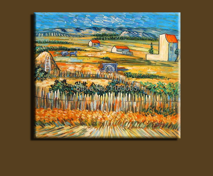 Camera Da Letto Di Van Gogh