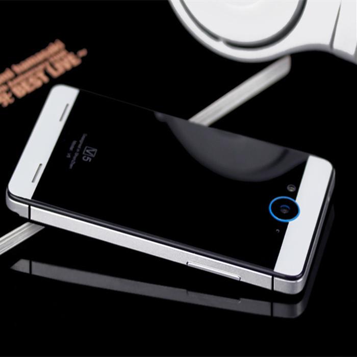 Гаджет  ZTE V5,Case Cover For ZTE V5 V5S Aluminum Frame&Tempered Glass&PC Back Battery Cover  +Gifts None Телефоны и Телекоммуникации