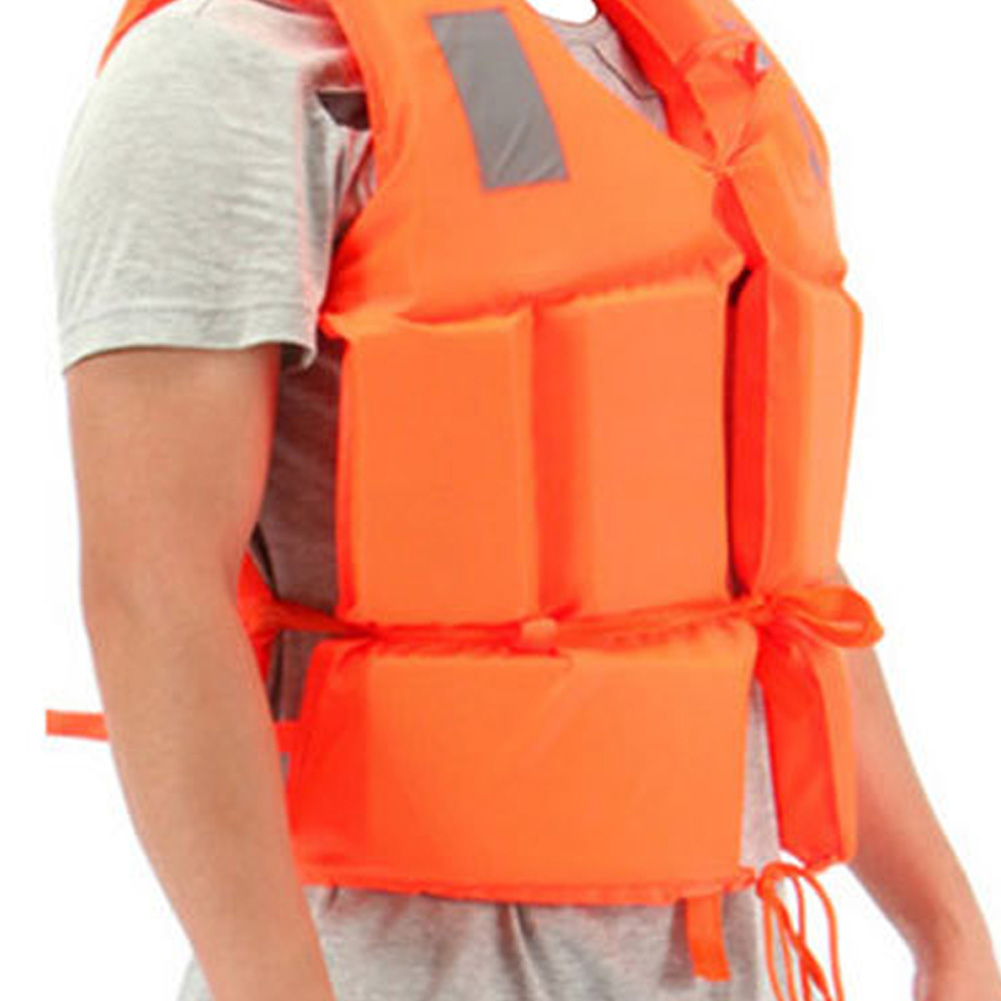how to use life vest