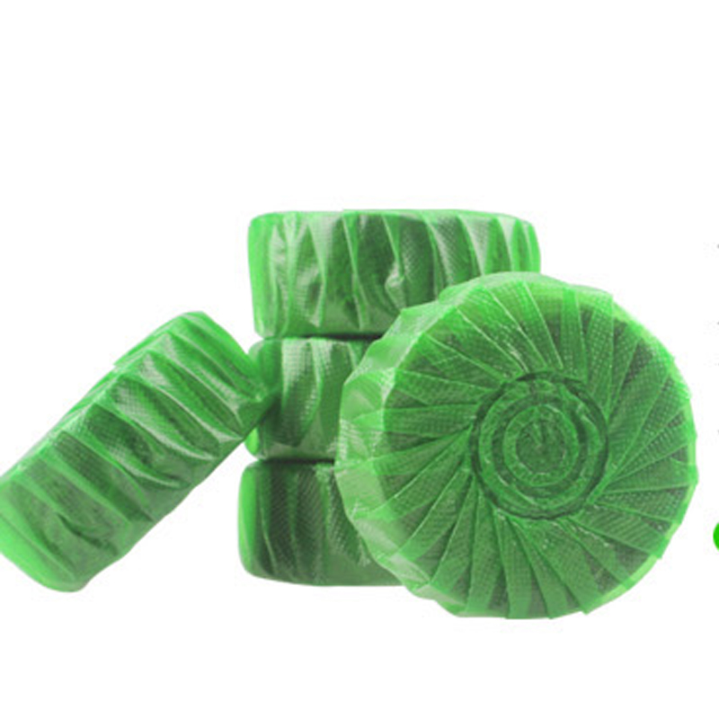 New Lot Households Magic Automatic Flush Toilet Cleaner Fragrant Ball Green Bubble Cleaning Deodorizes Bathroom Tools CF0181(China (Mainland))
