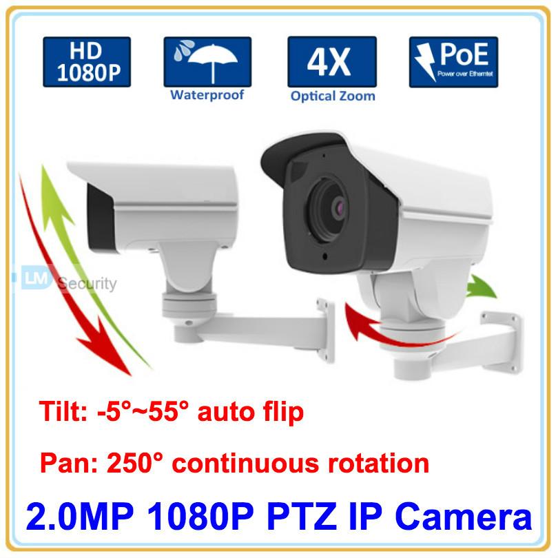 2016 New HUISUN 2nd Generation 2.0MP HD IR Mini CCTV PTZ Camera , Sony Sensor security Camera with 4X Optical Zoom, IR Mini IPC(China (Mainland))