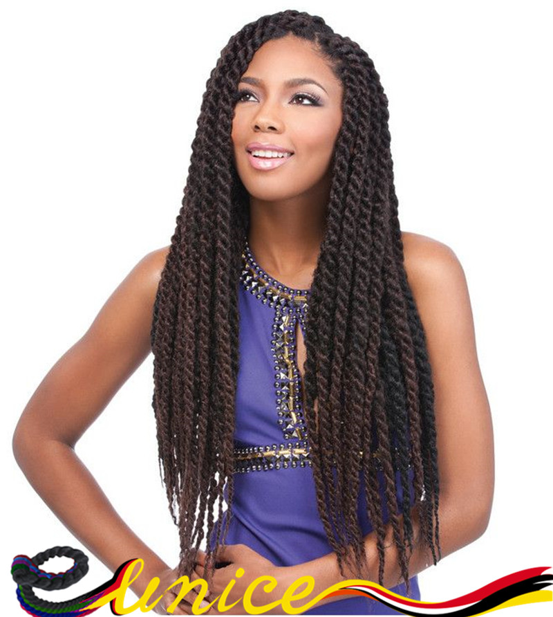 Crochet Braids Price : Wholesale Price African Braiding Havana Mambo Twist Crochet Braiding ...
