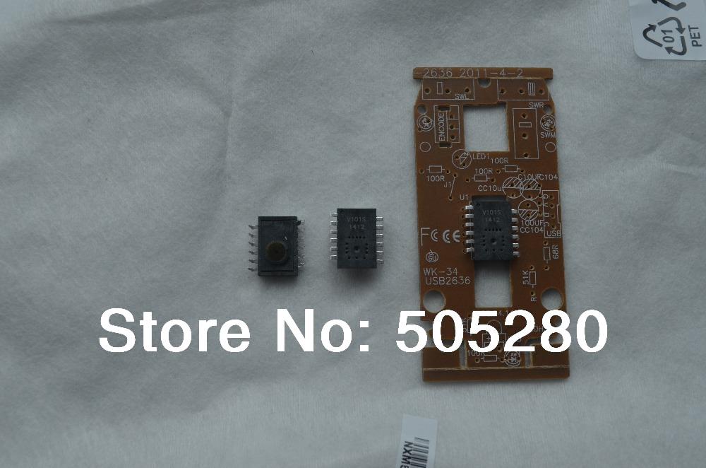 20PCS/LOT V101S DIP12L 3 KEYS USB INTERFACE WIRED MOUSE IC REPLACE A2633G,A2634G,A2636G,A2637G,A2639G(China (Mainland))