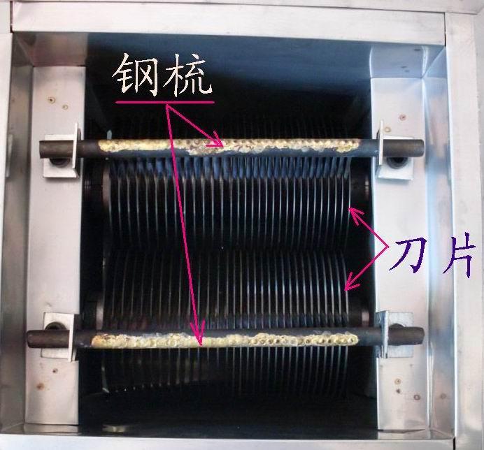 Запчасти для мясорубки из Китая