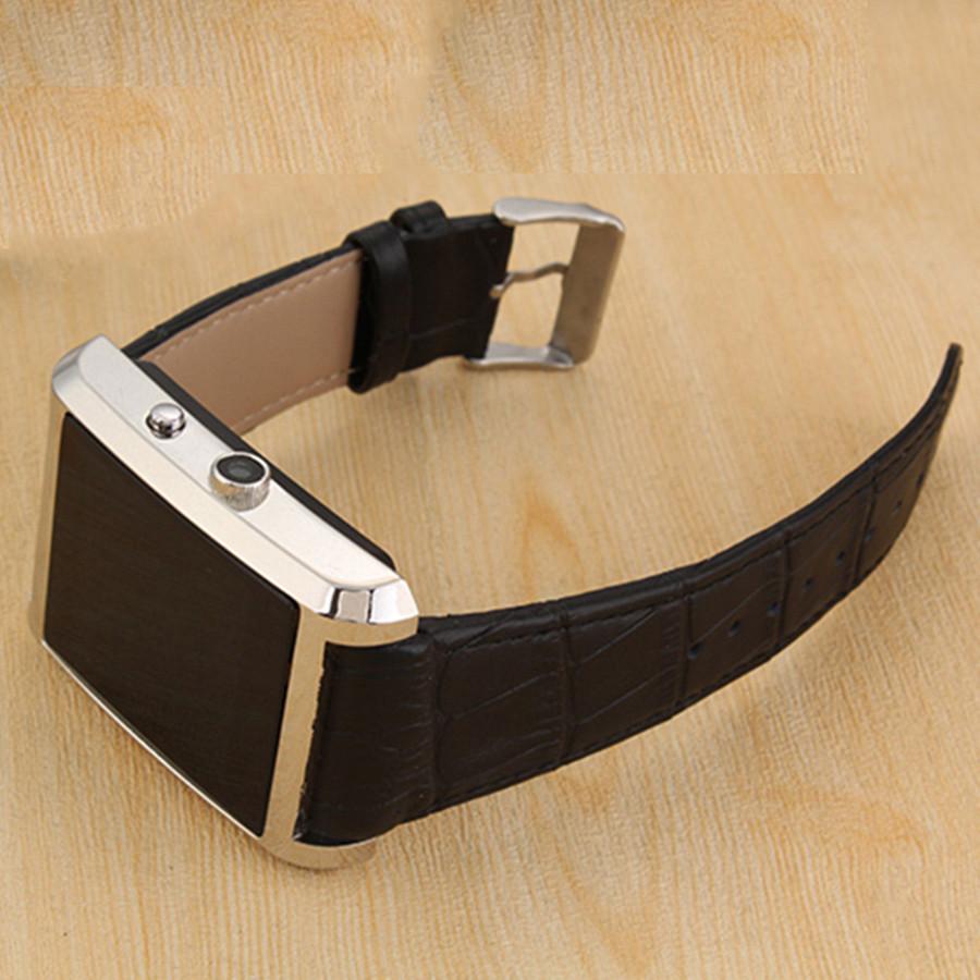 Hot Smart Bluetooth Watch Call Message Reminder Sleep Monitor/Sedentary Remind/Anti-lost /Alarm /Calender/Stopwatch /Calculator(China (Mainland))
