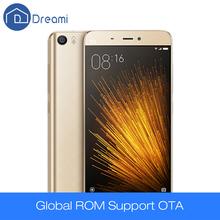 Buy Dreami Original Xiaomi Mi5 Prime Cellphone 3GB RAM 64GB ROM Snapdragon 820 Quad core 5.15 inch 16MP Dual Sim 4K Mi 5 Fingerprint for $261.99 in AliExpress store