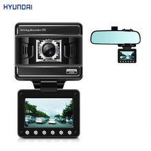 HYUNDAI H5 3 0 Car DVR Camera Dash Cam 1080P WDR G sensor Video Recorder Car