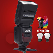 TRIOPO TR-586EX N Wireless Flash TTL Speedlite For Nikon D800 D600 D700 D610 D7100 D7000 as YONGNUO YN-568EX FREE SHIPPING
