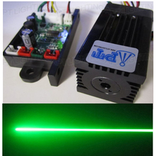 Focusable Quality Super stable 200mW 532nm green laser module Stage Light RGB Laser Diode Compact Design/TT L  DC 12V input