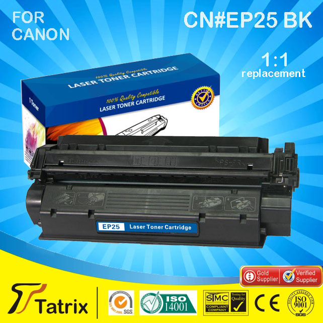 For Canon EP25 toner cartridge , compatible toner cartridge for Canon LBP 1210 , for HP LaserJet 1000/1005/1200/1200N printer(China (Mainland))