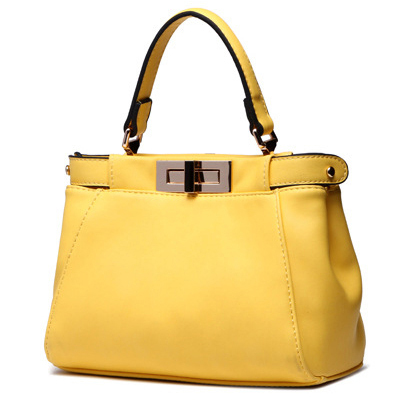 brand design women peekaboo mini bags fashion handbag messenger bag sweet ladies bag small Litchi leather party(China (Mainland))