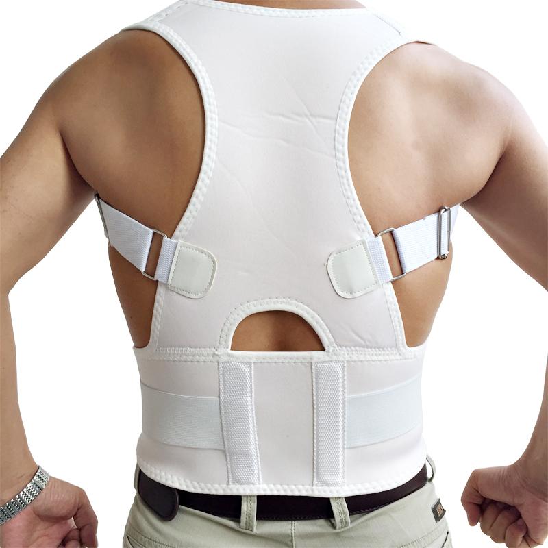 Back Waist Support Belt Posture Corrector Backs Medical Belt Lumbar High Quality Male Corset For Posture 2016(China (Mainland))