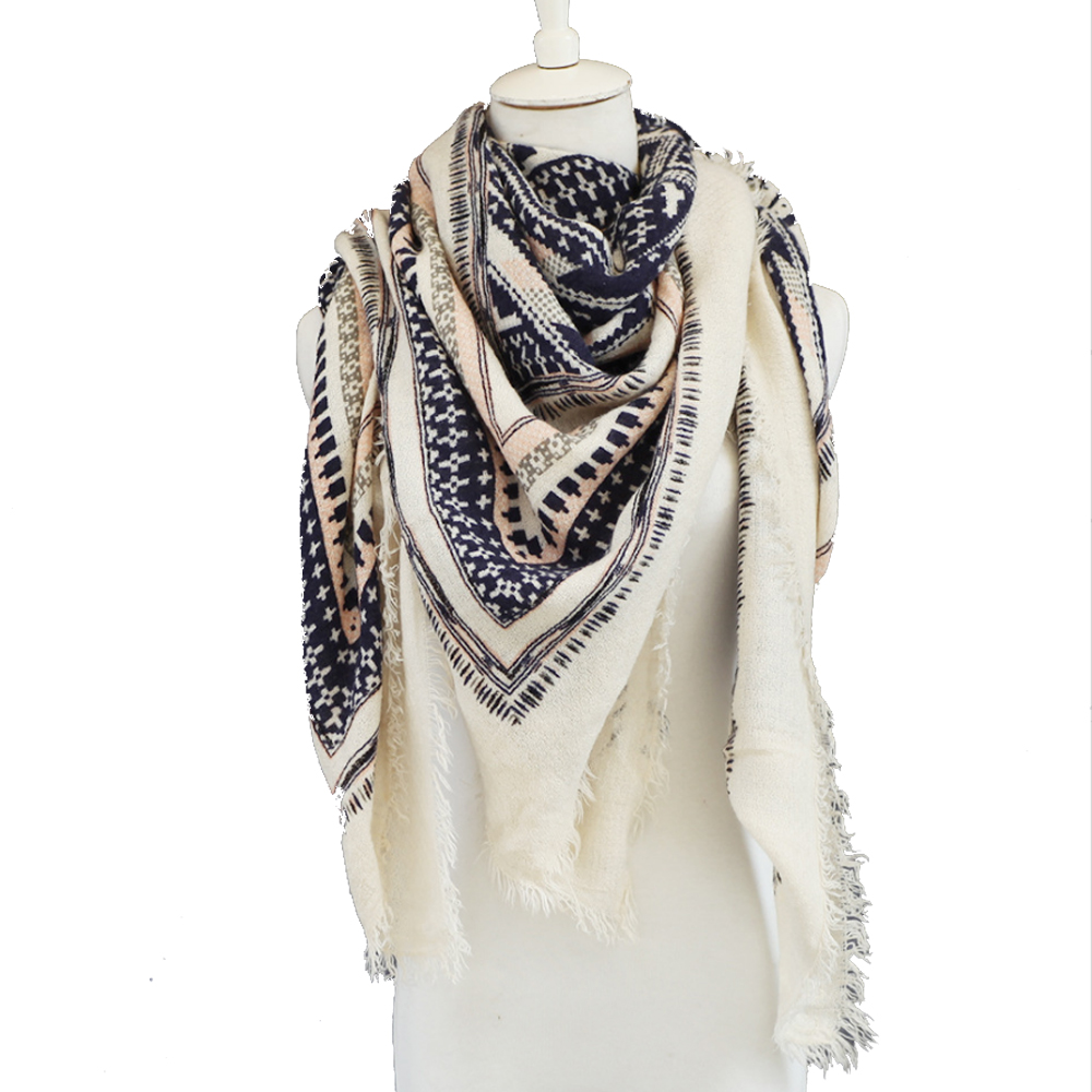 fashion brand winter scarf designer pashmina shawls