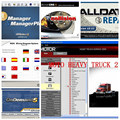 2015 alldata software Alldata and Mitchell 2015 Auto Repair Software Vividwork Mitchell Manager Plus all 49