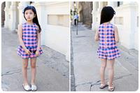 Комплект одежды для девочек [Bear Leader] + , 2015 2pcs ATZ158