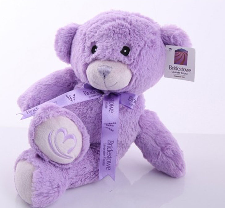 Australia Lavender Bear ,Bridestowe Lavender Heat Bear, Teddy Bear Plush Toys, Purple Bear with microwave oven kits(China (Mainland))