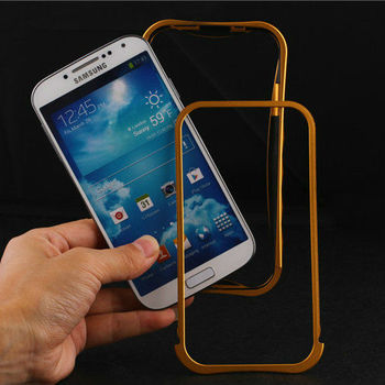10Pcs/lot Newest Deff Cleave Aluminum Metal Bumper Case For Samsung Galaxy S4 IV I9500+Original Box Free Shipping Wholesale