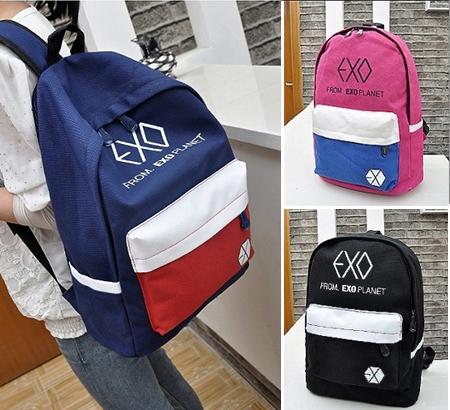 The Other EXO EX gratia bagpack MINGLE ex the