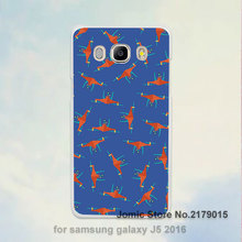 drone airplane design transparent clear hard Cover Case for Samsung Galaxy J7 J5 J3 C7 C5 E7 E5